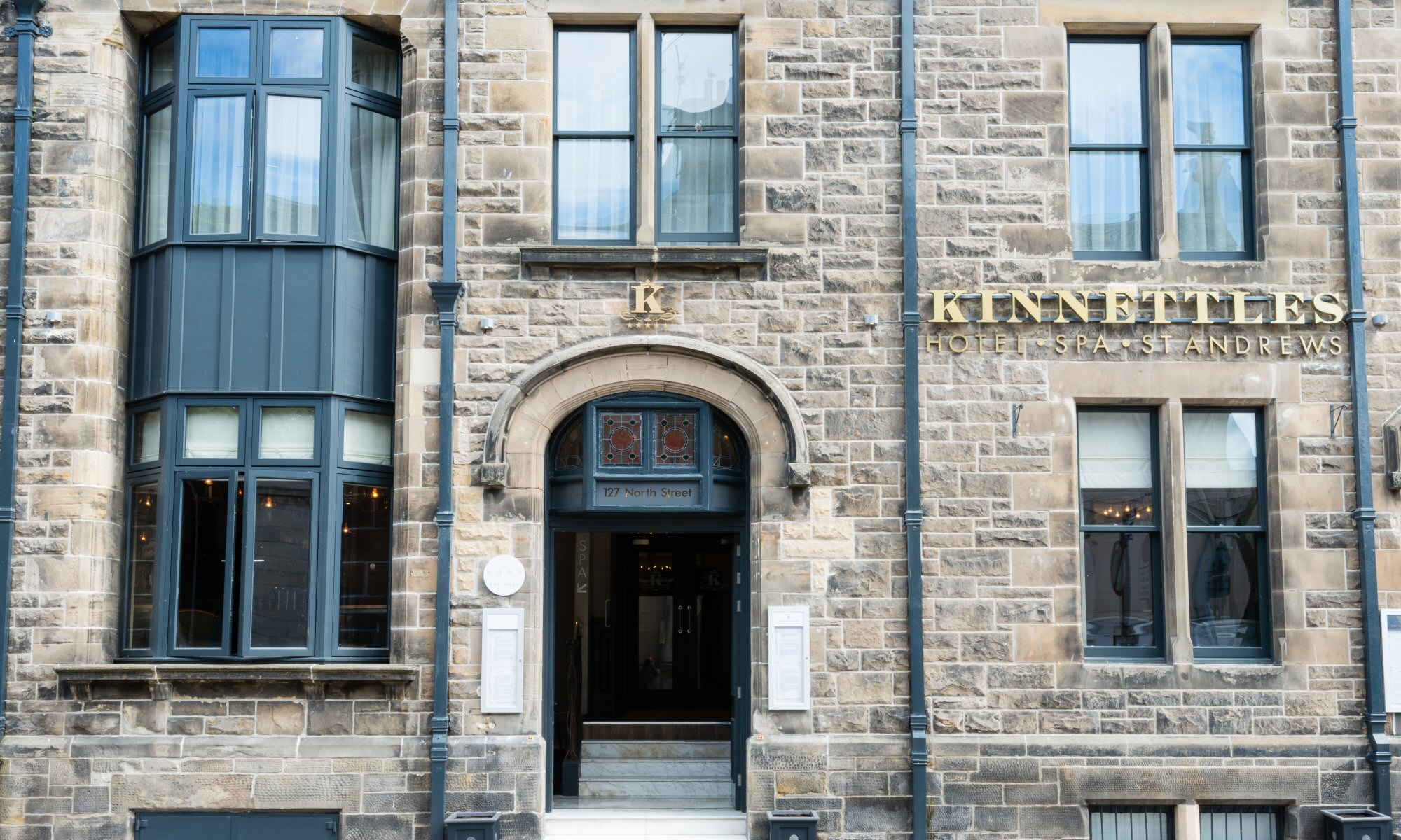 Access Control System for Kinnettles Hotel